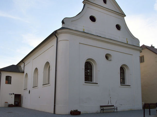 Synagoga v Lomnici