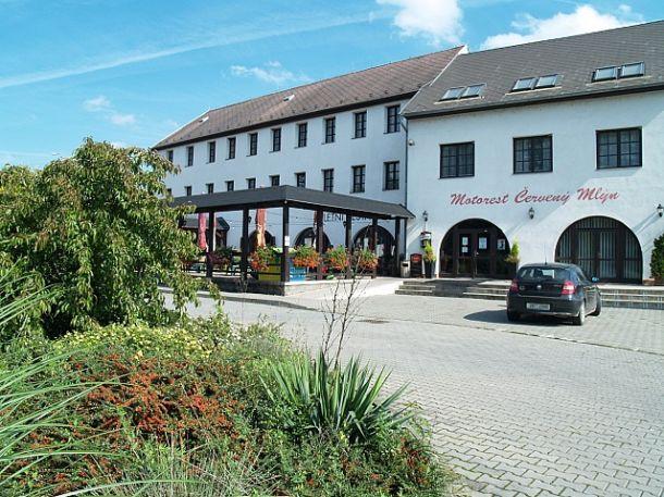 Hotel Červený Mlýn (Tišnov)