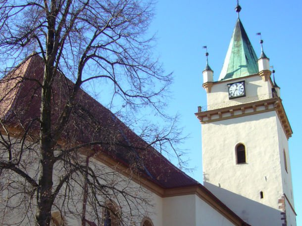 Church of st. Vaclav