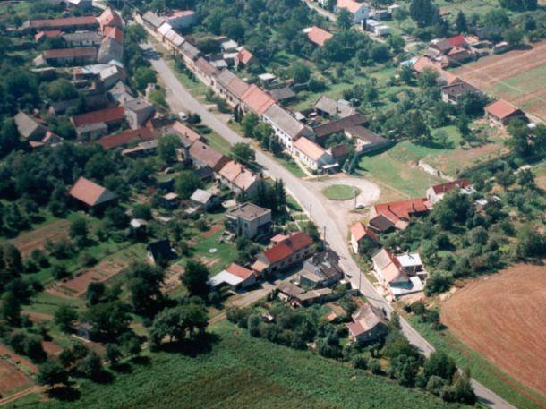 Bike trip to Zlobice
