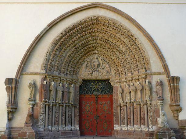Porta coeli (Convent in Předklášteří)