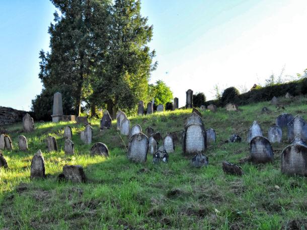 Židovský hřbitov (Lomnice)