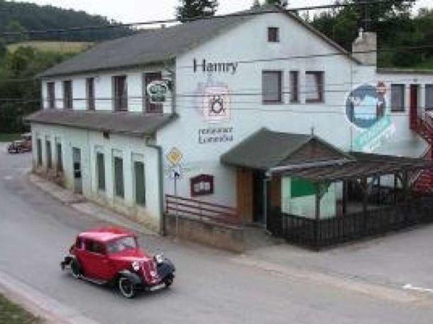 Ubytovna Hamry (Lomnička)