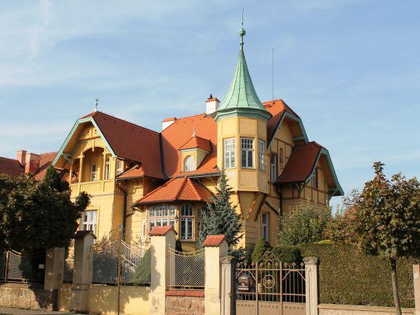 Jarochova vila