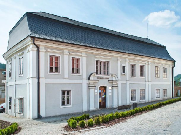 Muzeum města Tišnova – Müllerův dům