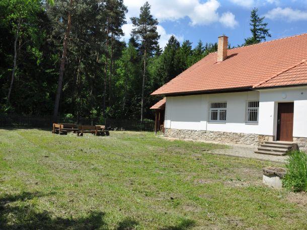 Hájenka lesů města Brna (Deblín)