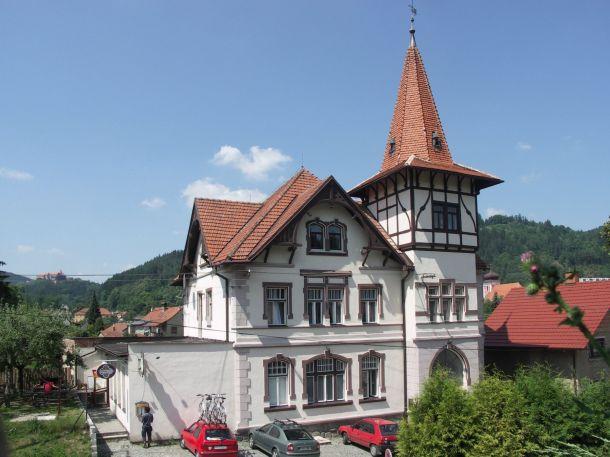 Hotel U Nádraží (Nedvědice)