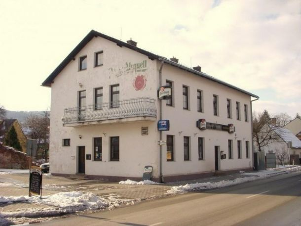 Penzion u Kláštera (Předklášteří)