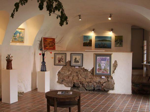 Galerie Skleněnka, Březina u Tišnova