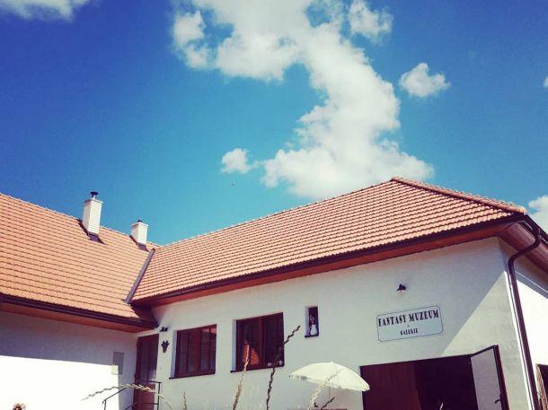 Fantasy muzeum a galerie (Černvír)